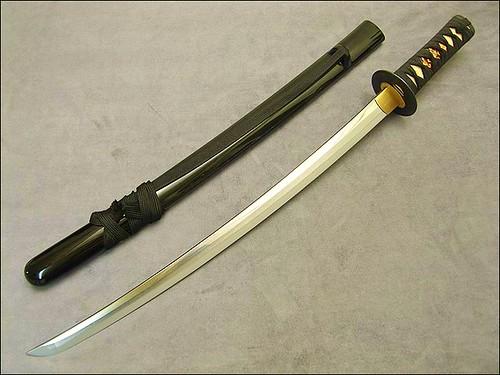 """CAS Hanwei Paul Chen Practical Wakizashi 20"""" Blade"""