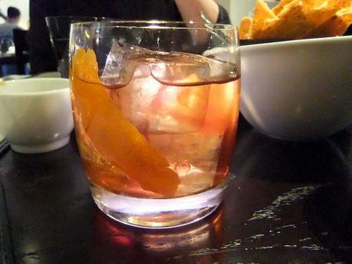 Hecho en Humo cocktail, Empellon Cocina