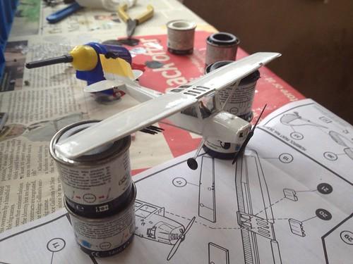Cessna O-1F Birddog