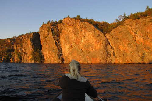 Bon Echo and Algonquin Parks & Radio Observatory--Ontario, October 2011