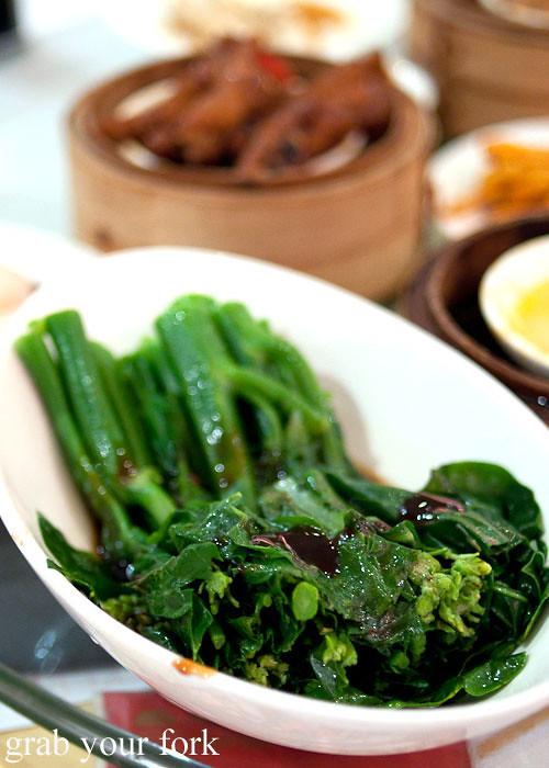 chinese broccoli yum cha dim sum east ocean chinatown haymarket