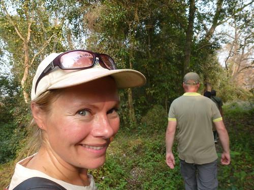 Sauraha - jungle walk
