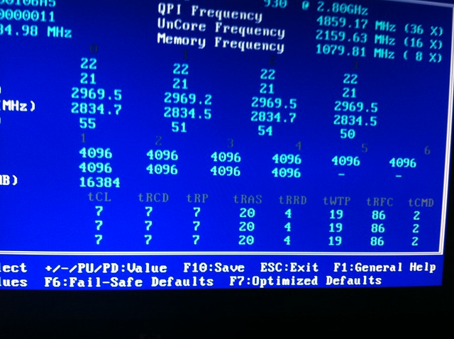 Need help configuring X58A-UD3R memory | Tom's Hardware Forum