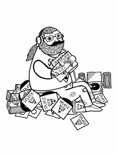 On the topic of record hoarding by Michael C. Hsiung