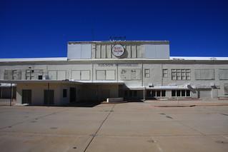 Old Tucson Terminal