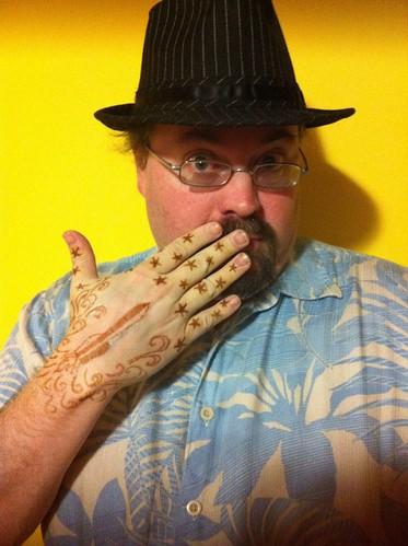 Henna... Or sympathetic magic(k)?