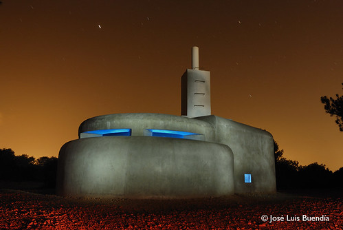 Bunker by José Luis Buendía