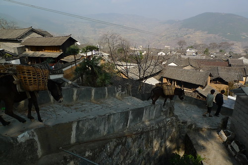 Lushi, Yunnan, China