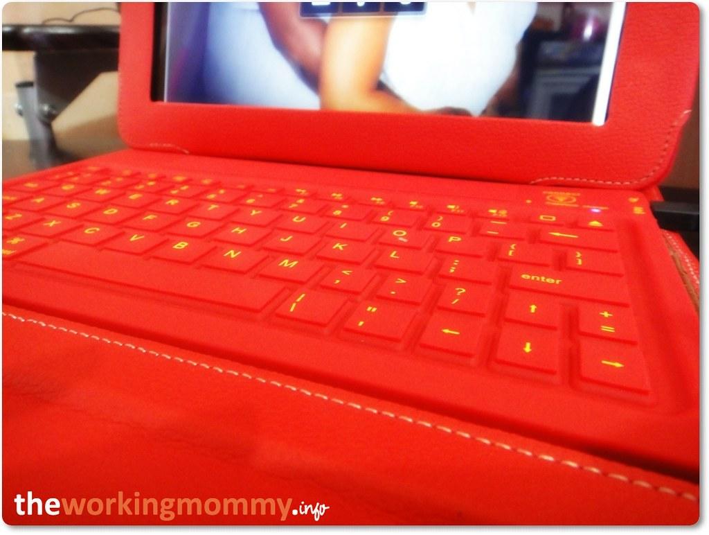 Keyboard closer look