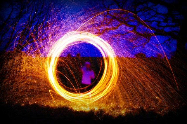 Wire wool practice