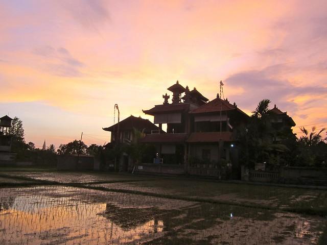 Bali Moon Hotel in Ubud Bali