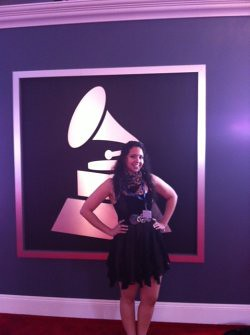 Marissa Z at The Grammys 250px
