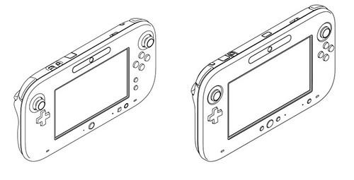 Wii U Controller Original Design