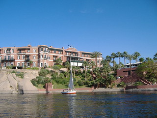 The Old Cataract from the Nile