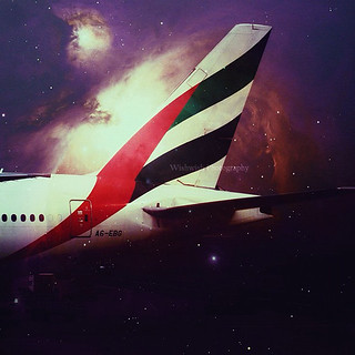 . . Fly Emirates . .