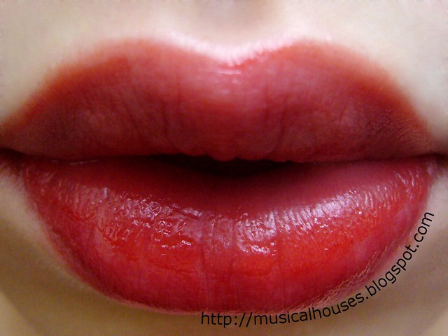 yadah angel liptint lip swatch