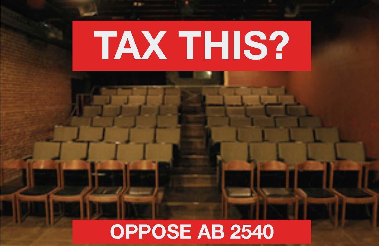 Oppose AB 2540