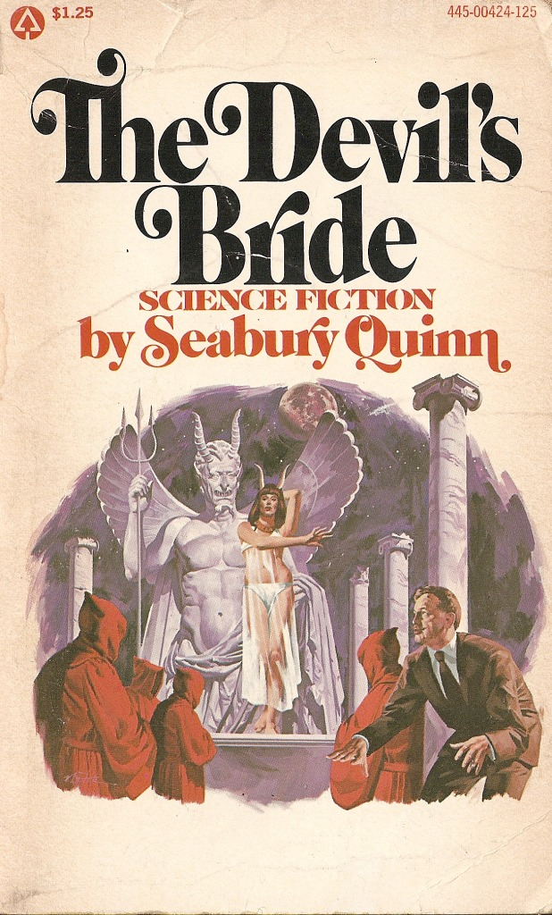 Seabury Quinn The Devils Bride