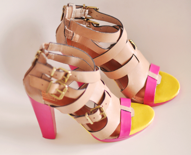 Yellow Box Shoes Flip Flops Sale