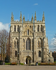 Selby Abbey by Tim Green aka atoach
