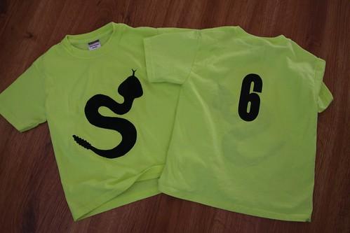 team rattlesnake soccer shirts