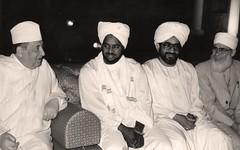 اثنينية تكريم معالي د.عبد الله التركي بمنزل غبد المقصود الخوجه - 1990