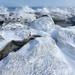 Icy Waves by Martin Bailey