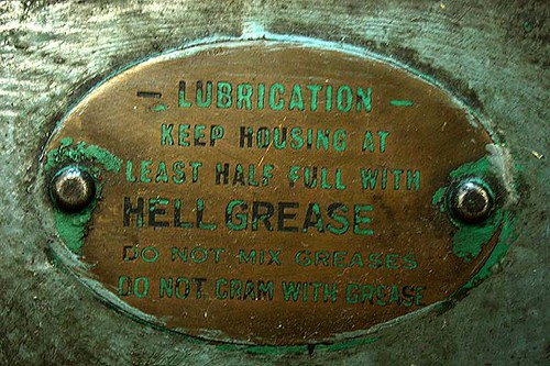 hell grease by jemimahknight