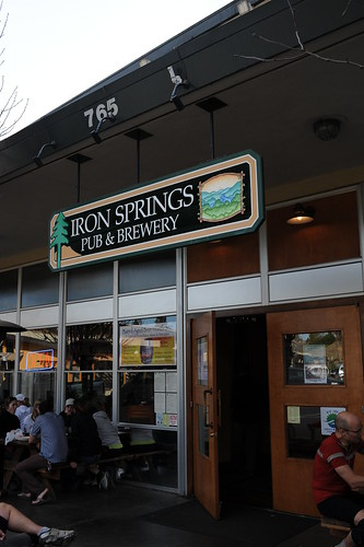 Iron Springs Brewery and Pub