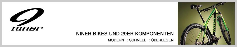 Niner Bikes von Revolution Sports