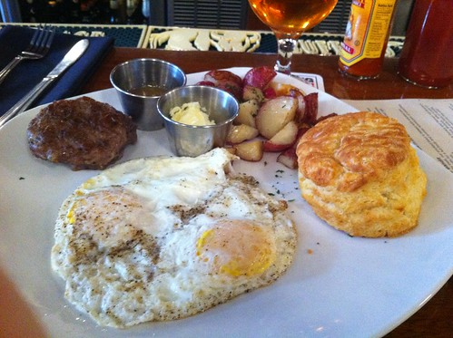 Revolution Brewing Brunch