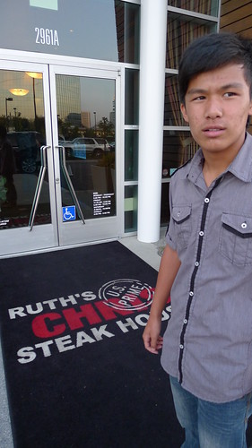 Ruth's Chris - 強哥14歲