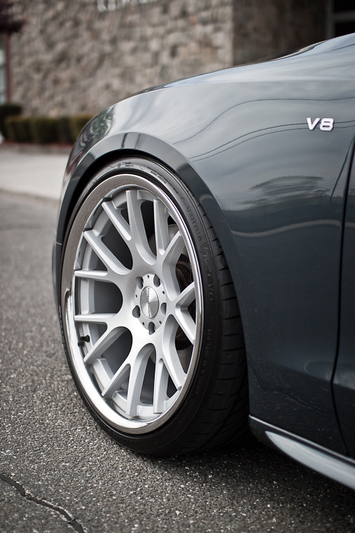 Official B8 A5 S5 Rs5 Aftermarket Wheel Gallery