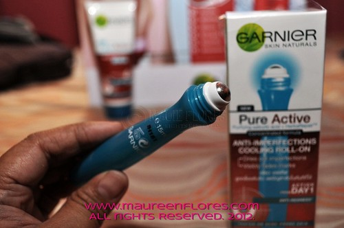 Garnier Pure Active pimple roll-on