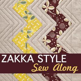 Zakka Style Button