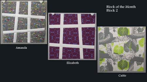 Block of the Month, Block 2