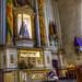 Al pie de la Virgen de la Soledad