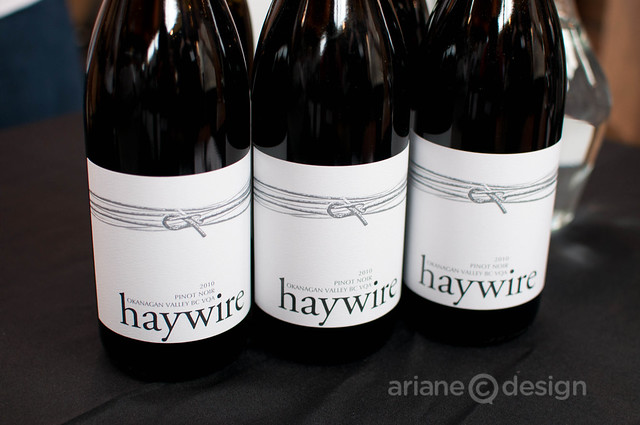 Haywire 2010 Pinot noir