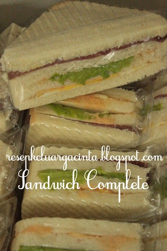 Sandwich Complete Yudith