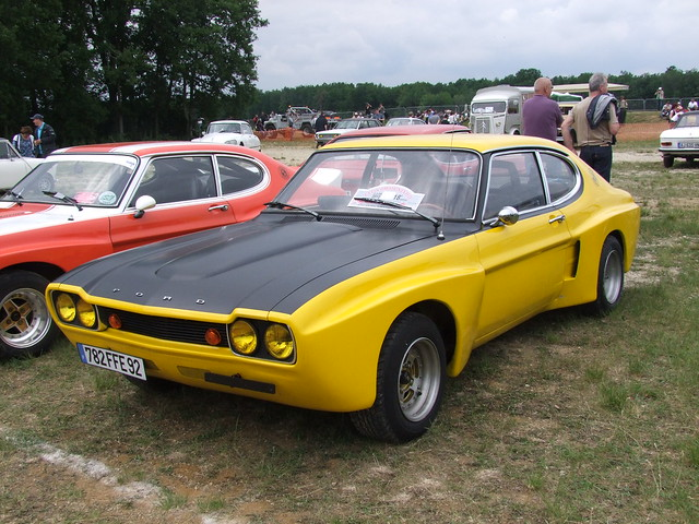 ford capri 2600 rs flickr photo sharing. Black Bedroom Furniture Sets. Home Design Ideas