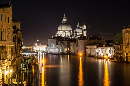 Grand Canal and Santa Maria della Salute