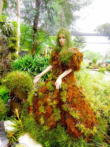 VINE WOMAN by Lei Vinuya