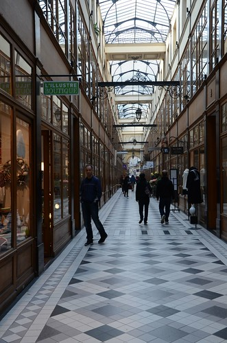 Passage de Grande Cerf, Paris