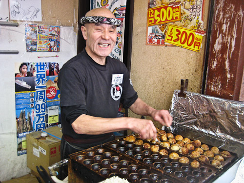 Takoyaki Chef
