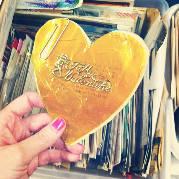Cute valentine #estatesale