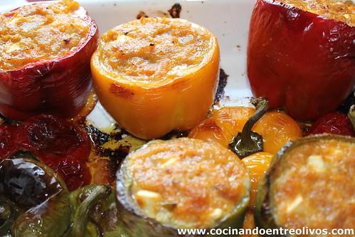 Pimientos rellenos de calabaza y queso f (19)