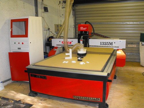 BRUSH STROKE SIGNS NEW CNC ROUTER