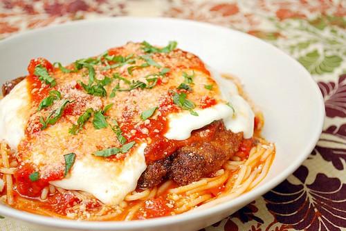 Pork Chop Parmigiana