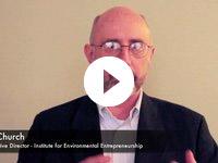 Ed Church - Institute for Environmental Entrepreneurship