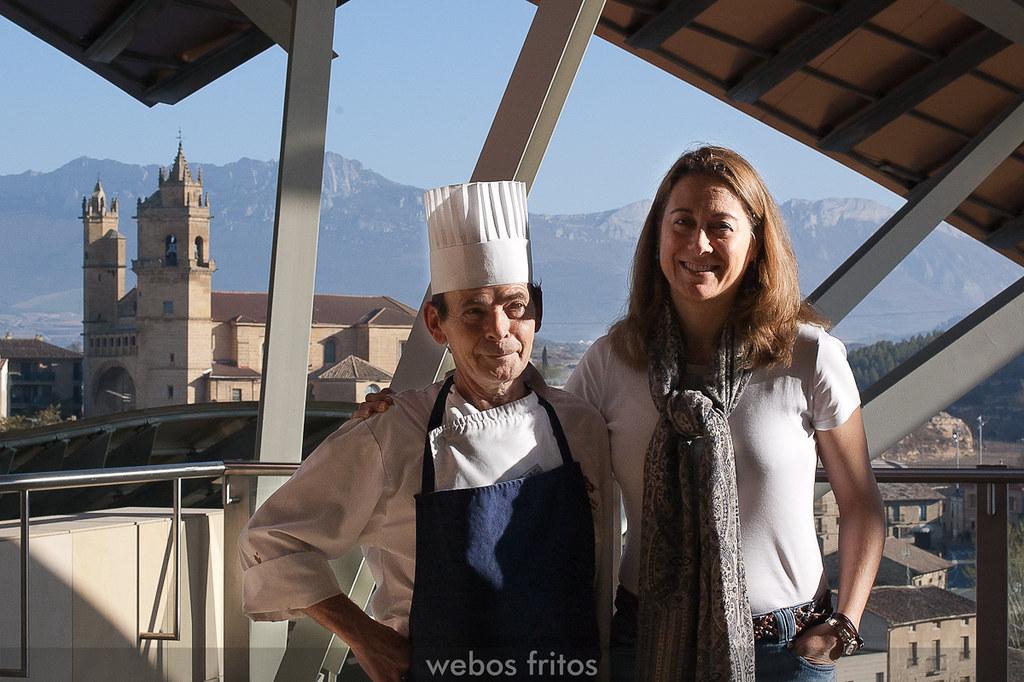 Susana con Edu
